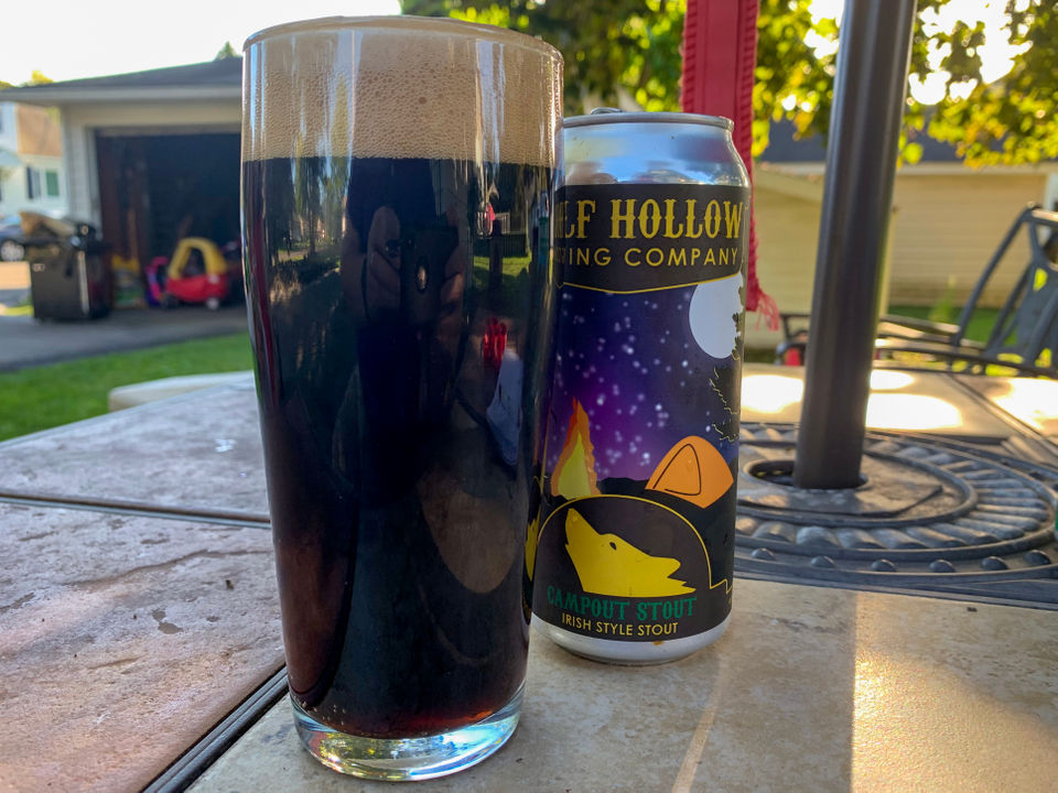 Malt-forward beers from West Glenville's Wolf Hollow Brewing (Beer review)