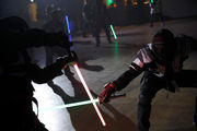 Lightsaber dueling becomes a real sport: French fencing group approve