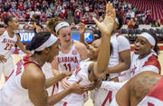 Alabama basketball comes back to win in WNIT 3rd round