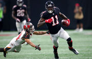 Atlanta Falcons, Julio Jones head off training camp holdout