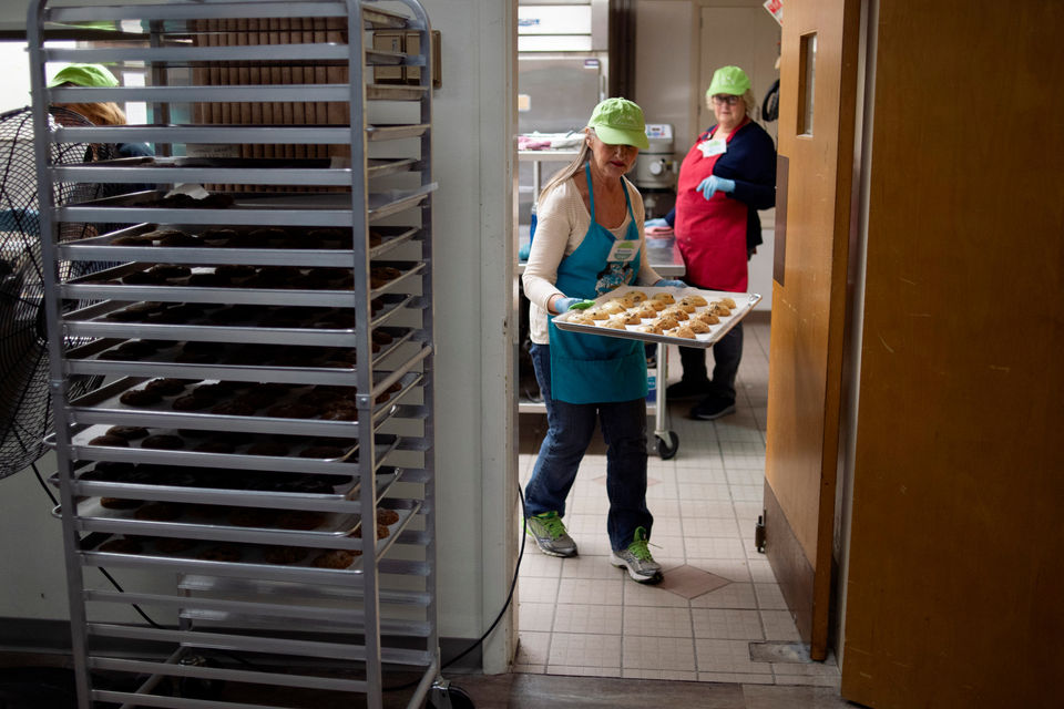 Nonprofit cookie business employs homeless women in Grand Rapids