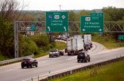 I-96 eastbound closure in Grand Rapids begins Friday, runs through June