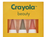 Crayola wants you to draw on your face with these new makeup crayons