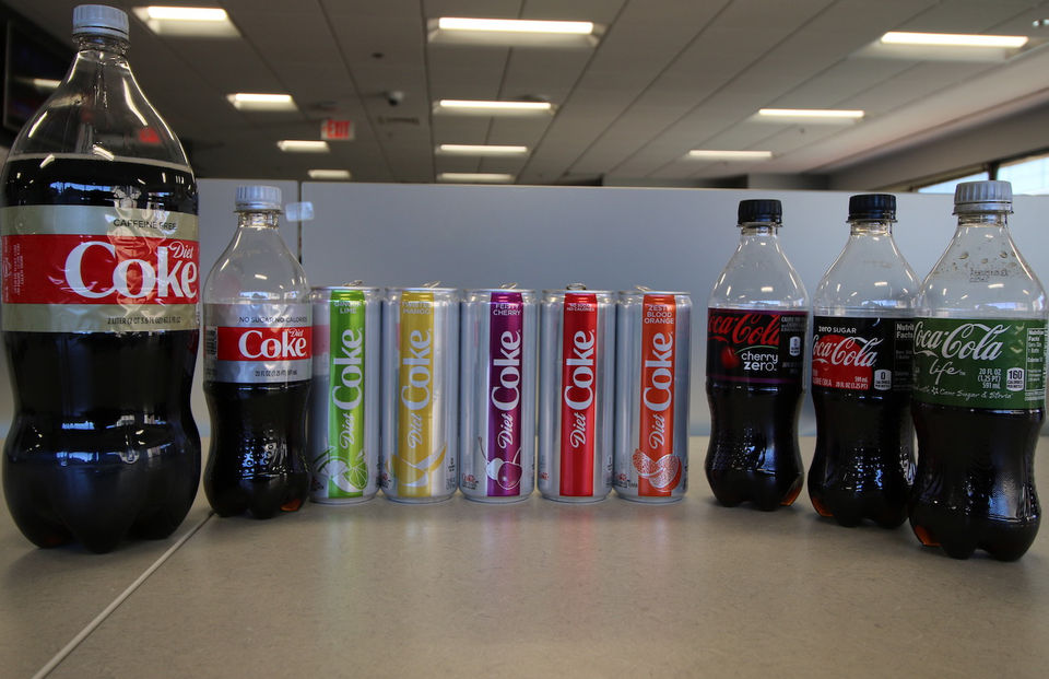 Every Diet Coke Flavor Ranked Worst To Best I Tried All 10 New And