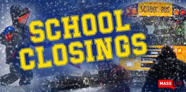 School Closings And Early Dismissals For M Achusetts For Tuesday Feb 12