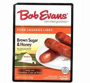 Bob Evans recalls 46K pounds of sausage sold under Meijer, Giant Eagle brands