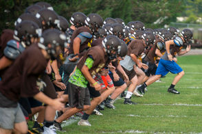 "By Lee Thompson | lthomps2@mlive.com Follow on Twitter AUBURN, MI -- Somehow and some way, an 0-9 season didn't scare everybody away. When the Bay City Western football team went back to work -- on the heels of a winless campaign in 2017 -- something amazing and unexpected happened. Some 26 seniors lined up to join the 2018 effort, by far the most of any school in the 28-team Bay City area. First-year Western coach Chris Willertz has a favorite theory behind the turnout. Those 26 seniors aren't recoiling from the prospect of zero wins. They are rejoicing at the prospect of nine games. ""So much of the high school experience is the guys you hang with, whether you're playing video games and just hanging out or if you're sacrificing something and accomplishing something together,"" Willertz said. ""It's part of our job as coaches to help them see that what they are experiencing is bigger than wins and losses. ""We want them to be able to look back and say 'My best year was my senior year of football because we made it through two-a-days, we made it through the season and we did it together.' ""I want that for our seniors. I want them to see that being part of this team is good for your soul. It will be with you the rest of your life."" (Check out high school football photos from first week of practice in Bay County)"