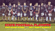 LHSAA 2018 state football playoffs: First-round scores, links, audio; upcoming schedule