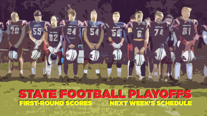 Lhsaa 2018 State Football Playoffs First Round Scores Links Audio
