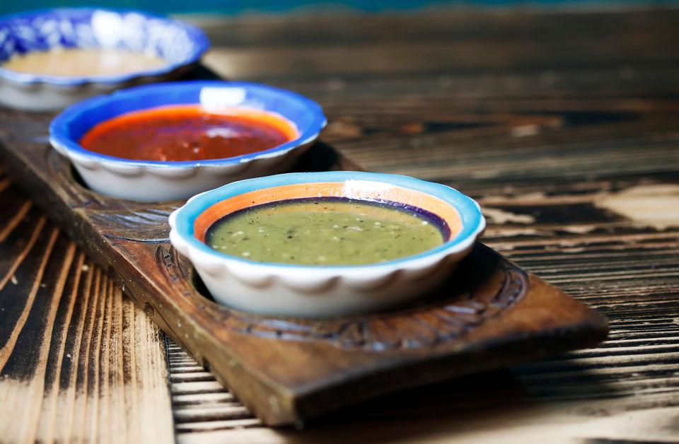 8f6 salsas