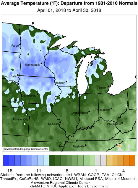 7 reasons why you hated April 2018 weather in Michigan | MLive.com