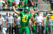 Justin Herbert Heisman watch: How the Ducks QB compares with the rest of the top candidates