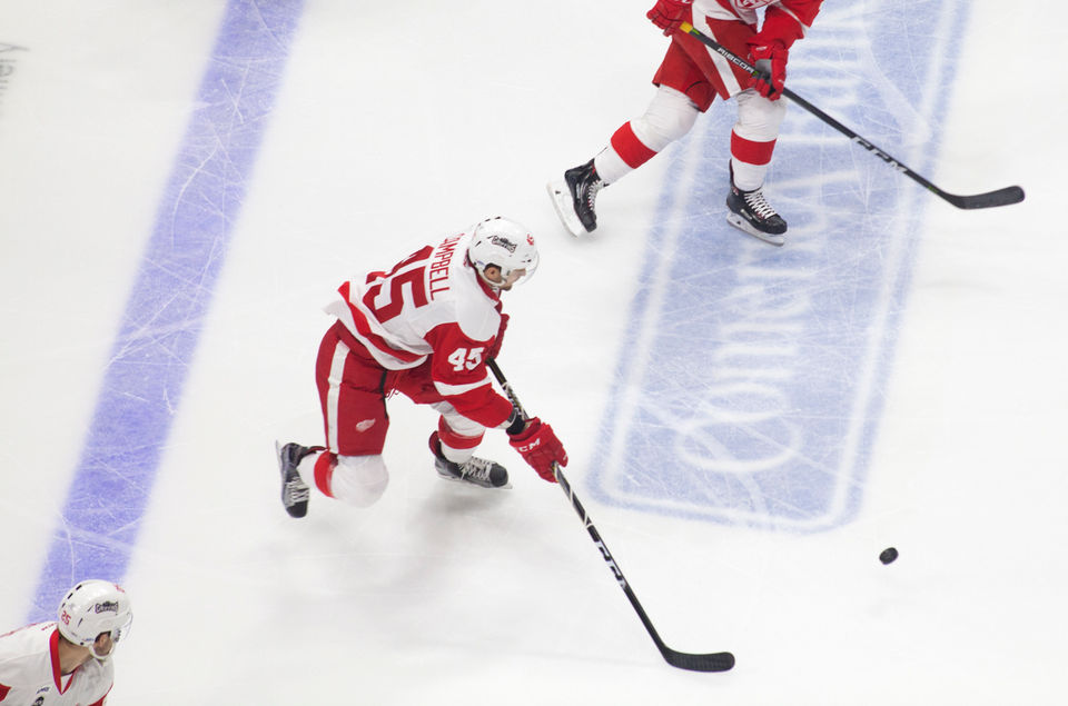 AHL: Griffins Get Big Performances To Clinch Second Place
