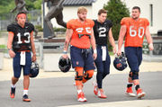 Syracuse football depth chart projection: where does SU stand 2 weeks before opener?