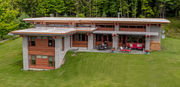 PHOTOS: Here's a cool Frank Lloyd Wright style home near the Baseball Hall of Fame