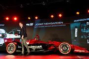 Mario Andretti, Roger Penske promote IndyCar at Detroit auto show