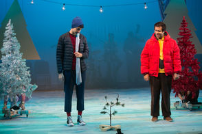 """""""A Charlie Brown Christmas"""" onstage at Redhouse Arts Center in Syracuse through Dec. 16, 2018."""