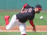 Slo-play for Kluber, Clevinger, Carrasco; Plutko starts Cleveland Indians' spring-training opener