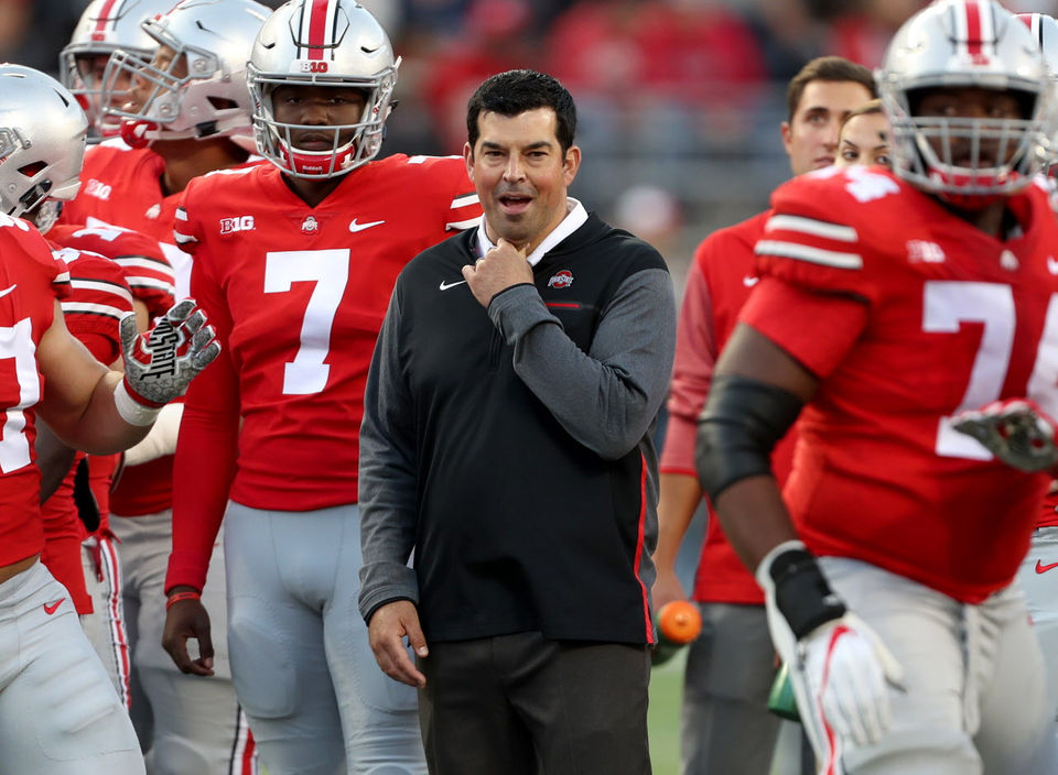 Who Is Ryan Day 5 Things To Know About Ohio State S Acting Head
