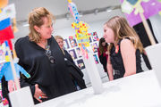In Class: Student artwork on display at Guggenheim Museum