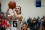 John Glenn teammates ask tough questions of Athlete of the Week Carly McCrum