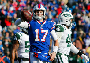 The Buffalo Bills take on the New York Jets in Week 14 of the NFL season at New Era Field on Sunday, Dec. 9, 2018.