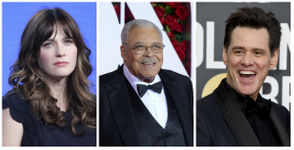 Birthday wishes go out to Zooey Deschanel, James Earl Jones, Jim Carrey and all the other celebrities with birthdays today. Check out our slideshow below to see photos of famous people turning a year older on January 17th and learn an interesting fact about each of them. -Mike Rose, cleveland.com