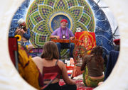 Sacred music and art draw thousands to Beloved Festival in the Oregon woods