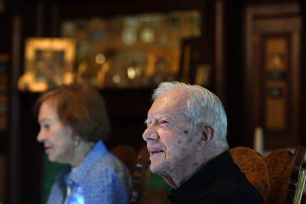 Jimmy Carter shuns riches and lives modestly in his Georgia hometown | NOLA.com