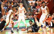 Box score: Syracuse basketball vs. Old Dominion