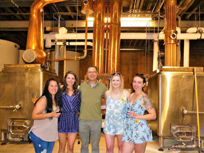The last decade has seen a boom in craft distilleries in the city of Buffalo.  Most of them are finding homes downtown or in downtown-adjacent areas, many in redeveloped buildings that were formerly used for industrial or manufacturing purposes. They are also capitalizing on the city's deep rust belt history; its connection to the Erie Canal, and its self-perpetuating image as a can-do kind of town.  Whether you try these brands at their tasting room, purchase a bottle at a local shop to sample or sip a cocktail at one of the many bars that are proudly carrying locally made booze, show your spirit when you come to Buffalo.