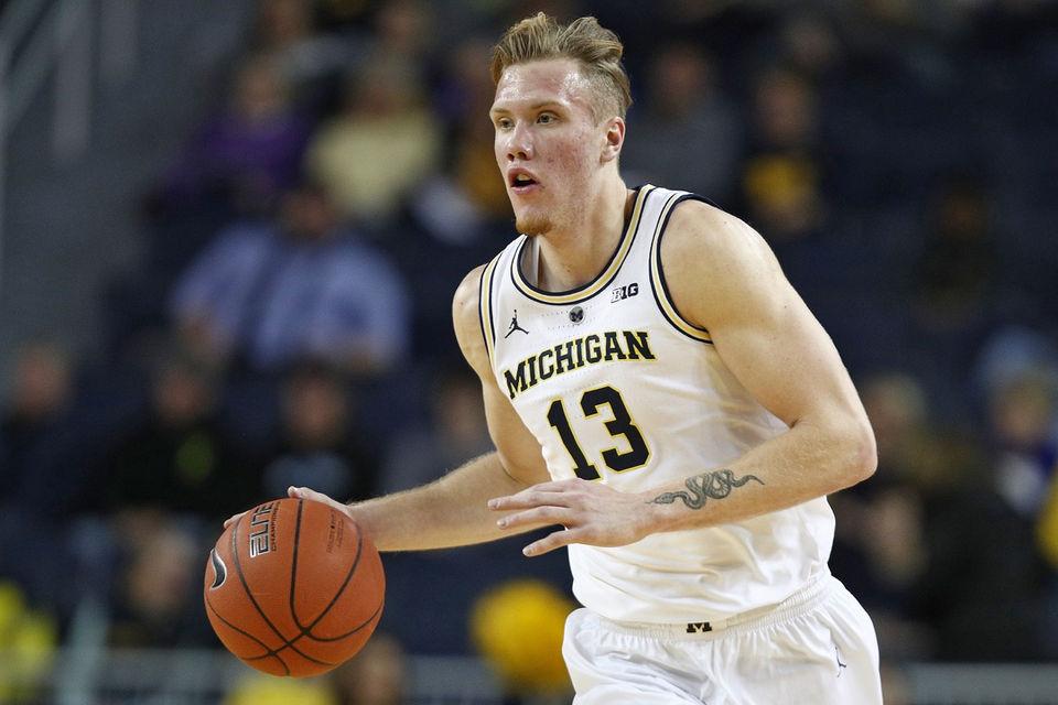 Get to know Ignas 'Iggy' Brazdeikis, Michigan's confident, talented freshman | MLive.com