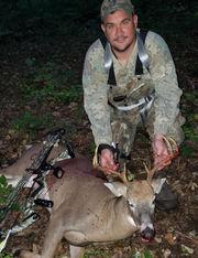 2018 Bowhunting Season: Upstate NY hunters getting big bucks (reader photos)