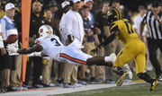 With Will Hastings out, who takes over as Auburn's slot receiver?