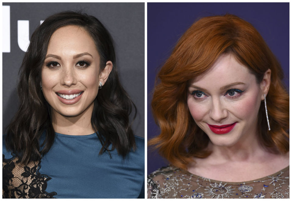 Today's famous birthdays list for May 3, 2019 includes celebrities Cheryl Burke and Christina Hendricks