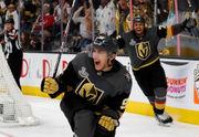 Tomas Nosek's game-winner for Vegas repeats history from Grand Rapids