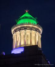 Iconic Hibernia building cupola gets $1 million upgrade