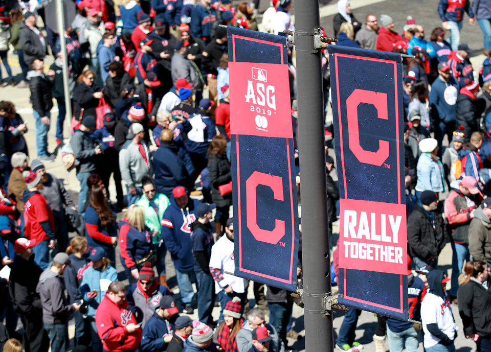 official photos 1dd5e c781b Would the Cleveland Indians ever consider playing games in ...