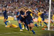 Portland Thorns players Lindsey Horan, Christine Sinclair named to shortlist for 2018 Ballon d'Or