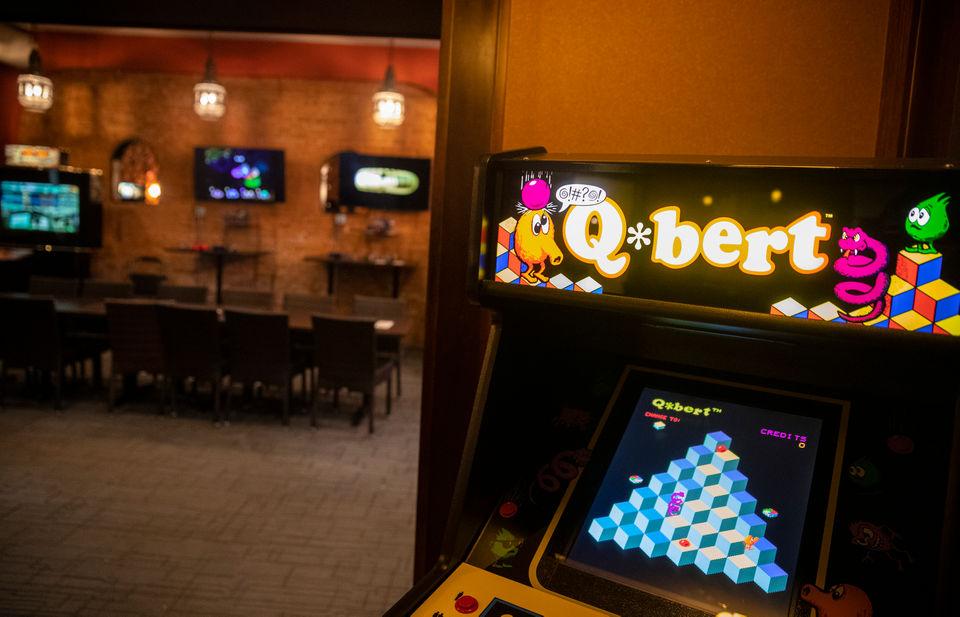 Retro gaming bar opens Friday in downtown Kalamazoo