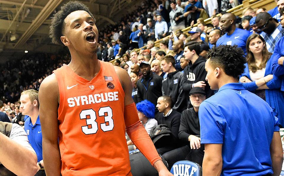 Photos Syracuse Basketball Vs Duke 2019 Syracuse Com