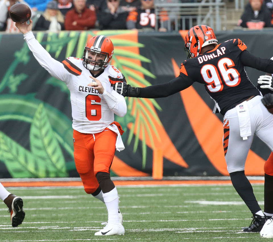 196e9933f58 Baker Mayfield stands alone among rookie quarterbacks  Ranking top 2018 NFL  Offensive Rookie of the Year candidates after Week 12