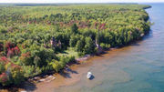 For $890k, a historic U.P. lighthouse and 49 acres of wild Lake Superior frontier