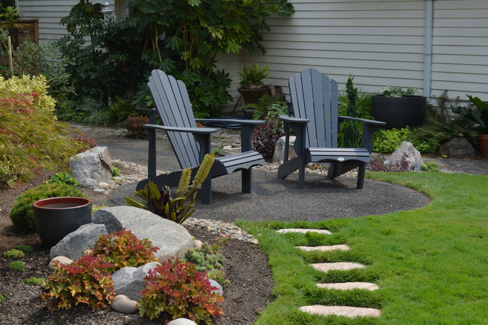 To Plan The Perfect Patio, Remember Bigger Isnu0027t Always Better
