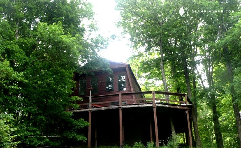 Treehouse camping in Upstate NY: 7 places to stay in the
