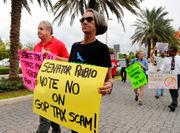 Marco Rubio's defection threatens Senate GOP's tax bill
