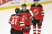 Ty Smith's hat trick highlights Devils development camp scrimmage (PHOTOS)