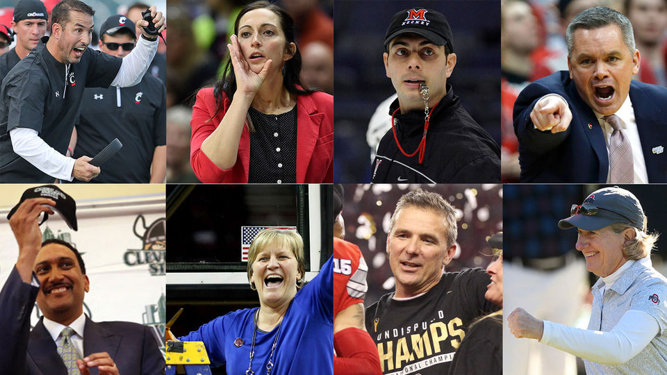 47 Ohio college head coaching jobs that pay more than $250,000 a year