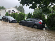 Flash floods hit Seneca County: Overflowing rivers, damaged homes (photos)
