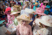 See photos of the Historic French Quarter Easter Parade